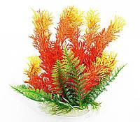 Искусственное растение для аквариума Р012171-17 см