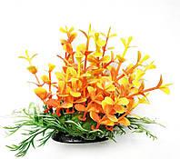 Искусственное растение для аквариума Р044081-8 см