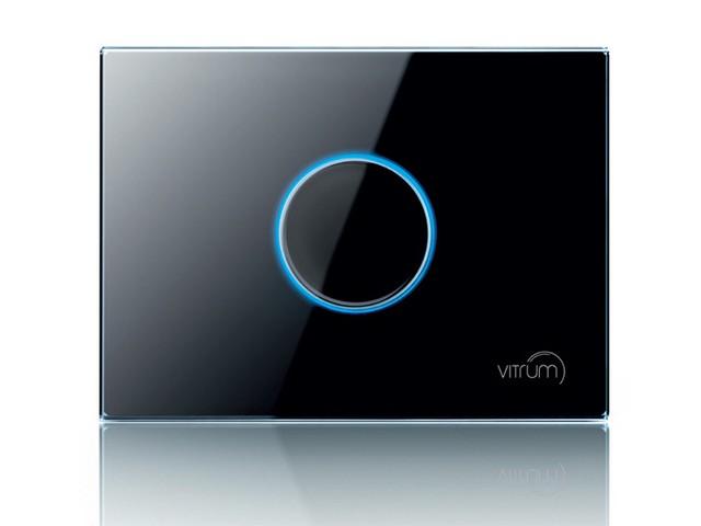 Сенсорный выключатель Vitrum 1-канальный, Z-Wave, европейский стандарт
