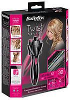 Прибор для заплетания косичек Babyliss Twist Secret, для укладки волос сильной фиксации, для укладки кудрявых