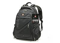 Городской рюкзак Swissgear черный, Рюкзаки, Рюкзаки