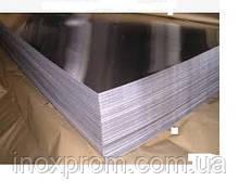 Нержавеющий лист 2,0x1250x2500 AISI 201 2B