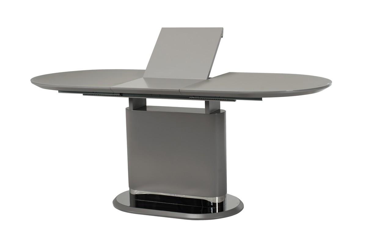 Стол обеденный TMM-56 матовый серый