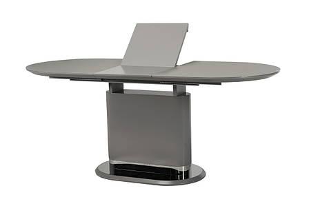 Стол обеденный TMM-56 матовый серый, фото 2