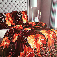 Комплект постельного белья двуспальный 180/220,нав-ки 70/70,ткань натуральная бязь 100% хлопок
