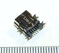 I002 MiniUSB Разъем, гнездо питания 5pin для фотоаппарата, gps, mp3