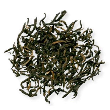 Красный чай Дянь Хун Бриллиантовый Дракон пак. из фольги 100 г