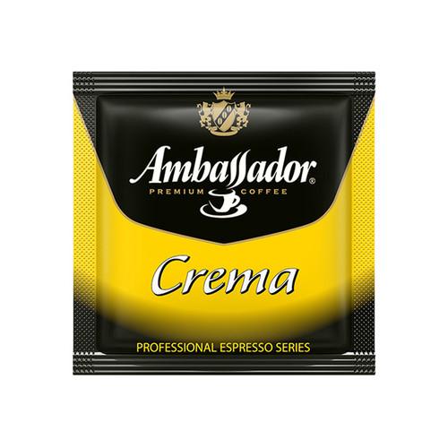 Кофе Ambassador Crema в монодозах 7 г х 100 шт