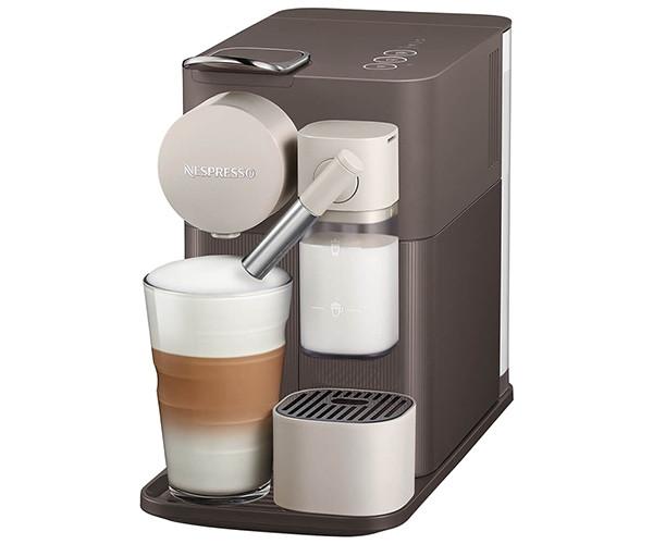 Кофемашина Nespresso Lattissima One EN500 Brown