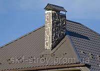 Металлочерепица Классика 0,5мм  матовый полиэстр, металл Украина. Гарантия 10 лет., фото 5