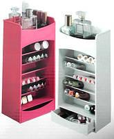 Компактный органайзер для хранения косметики Cosmake Lipstick Organizer, маникюрный набор,  Kds набор маникюрный,  органайзер для косметики, , фото 1