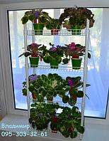 Стеллаж-1, подставка для цветов, фото 1