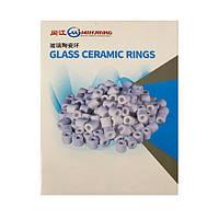 Наполнитель для фильтра в аквариум керамические кольца Minjiang 300 г