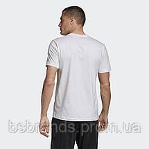 Мужская футболка adidas Brush-Stroke Graphic EI4587, фото 2
