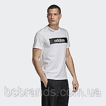 Мужская футболка adidas Brush-Stroke Graphic EI4587, фото 3