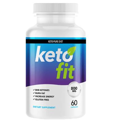 Keto Fit Diet (Кето Фіт Дієта) - капсули для схуднення