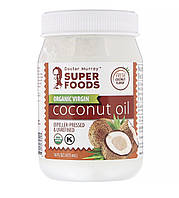 Органичное кокосовое масло Dr. Murray's первого холодного отжима 473 мл