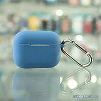 Чехол 2Е Apple AirPods Pro Pure Color Silicone 2.5 Navy (2E-PODSPR-IBPCS-2.5-NV) EAN/UPC: 681920372530