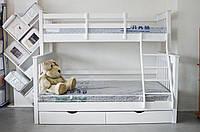 """Дитяче двоповерхове ліжко """"Скандинавія"""""""