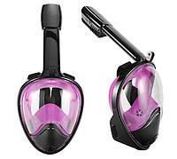 Маска для снорклинга подводного плаванья,ныряния под водой Amenitee, маска для плаванья под водой, маска для