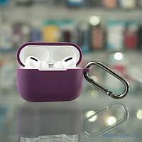 Чехол 2Е Apple AirPods Pro Pure Color Silicone 2.5 Marsala (2E-PODSPR-IBPCS-2.5-M) EAN/UPC: 681920372561