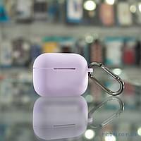 Чехол 2Е Apple AirPods Pro Pure Color Silicone 2.5 Ligt purple (2E-PODSPR-IBPCS-2.5-LPR) EAN/UPC: 681920372578