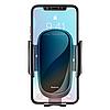 Автомобильный держатель для телефона Baseus Smart Car Mount Cell Phone с автозажимом, фото 5