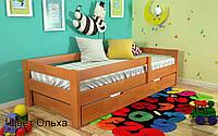 Кровать детская Альф из натурального дерева от фабрики Арбор Древ