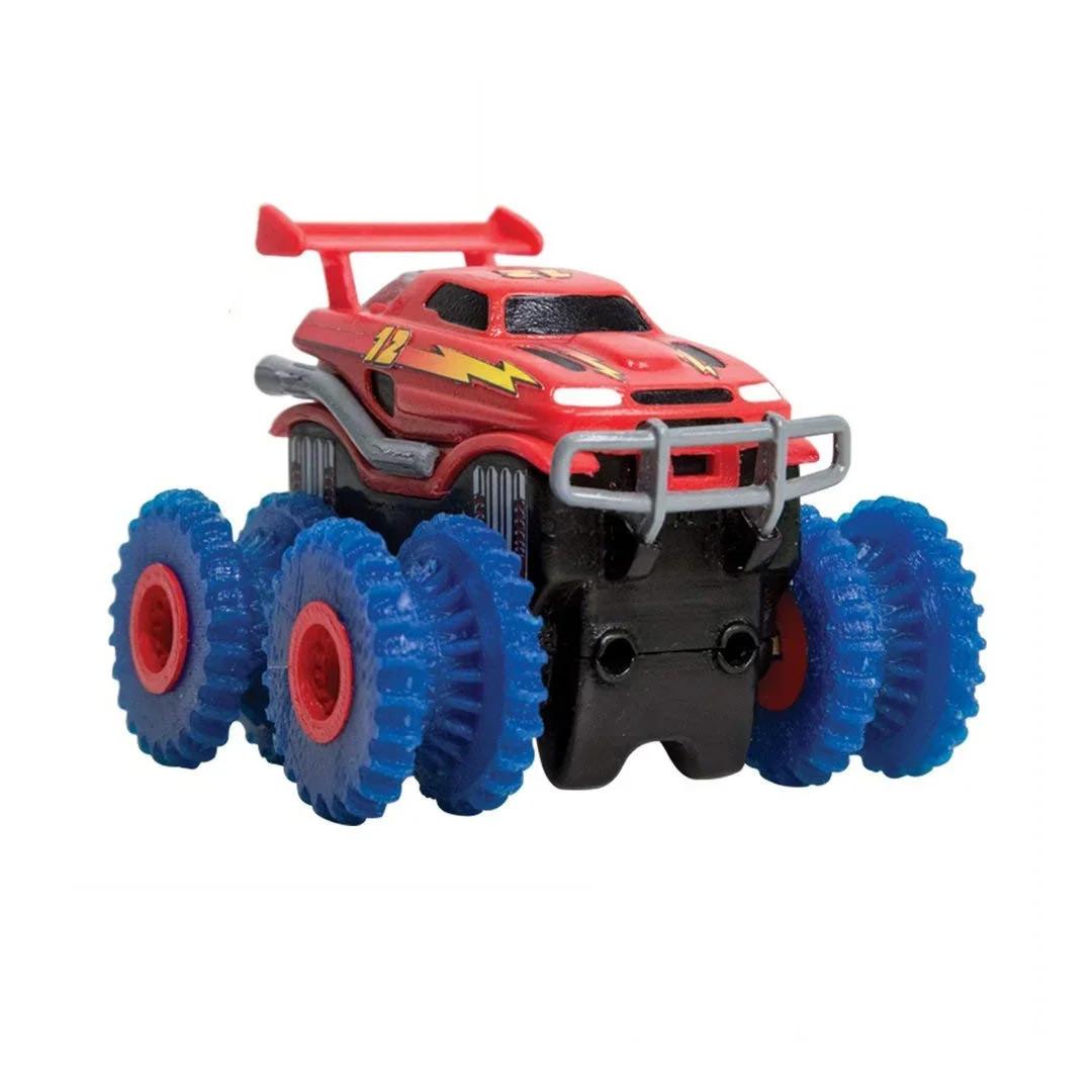 Монстр трак TRIX TRUX (Трикс Тракс навесная езда, машинки на батарейках) 2 машинки+ПОДАРОК!