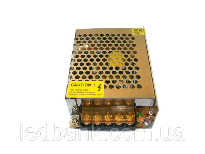Блок питания для светодиодной ленты 12V 80W MN-80-12 SMALL