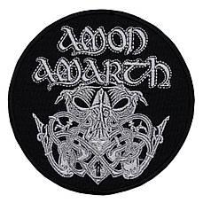 Нашивка с вышивкой AMON AMARTH Odin