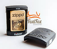 Зажигалка подарочная Zippo 75 Years