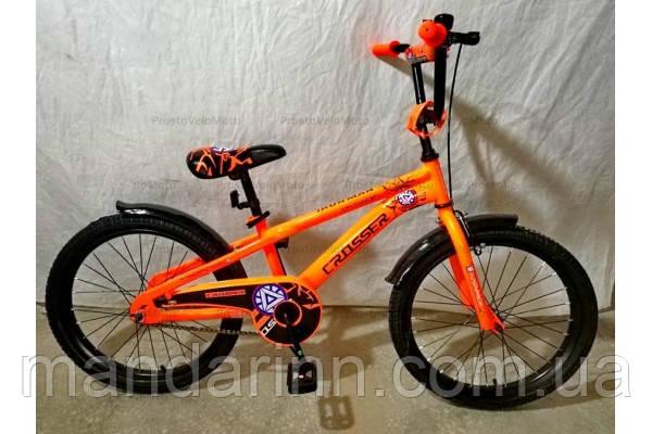 Велосипед детский Crosser G-960 20 дюймов