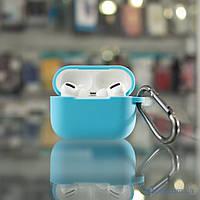 Чехол 2Е Apple AirPods Pro Pure Color Silicone 2.5 Blue (2E-PODSPR-IBPCS-2.5-BL) EAN/UPC: 681920372547