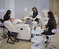 Кресло реклайнер для салонов красоты Ontario