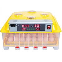 Aвтоматический инвекторный инкубатор для яиц MS-56, фото 1