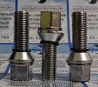 Болт колесный М14х1,5х32 эксцентрик конус кл.17 хром