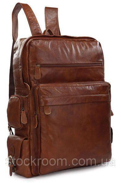 Рюкзак Vintage 14156 из кожи Коричневый, Коричневый