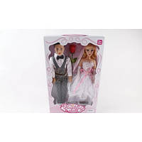 XD4-6  кукла  жених и невеста