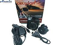 Видеорегистратор CELSIOR CS-710HD черный