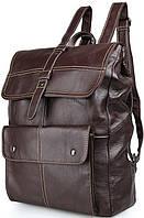 Рюкзак Vintage 14619 Коричневий, Коричневий