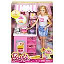 Лялька Барбі Кондитерська магазин солодощів Barbie Bakery Shop DMC35, фото 8
