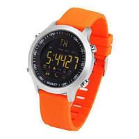 Умные часы Smart Watch EX18, оранжевые, фото 1
