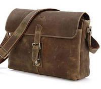 Сумка мужская Vintage 14090 Коричневый, фото 1