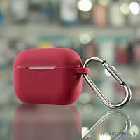Чехол 2Е Apple AirPods Pro Pure Color Silicone 2.5 Cherry red (2E-PODSPR-IBPCS-2.5-CHR) EAN/UPC: 681920372516
