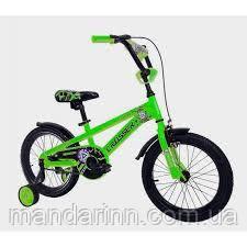 Велосипед дитячий Crosser G960 IRON MAN 16