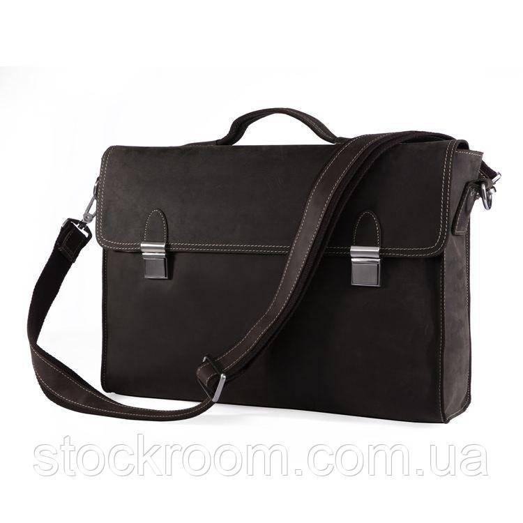 Портфель Vintage 14098 Серый, Серый