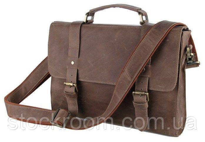 Портфель Vintage 14147 Коричневый, Коричневый
