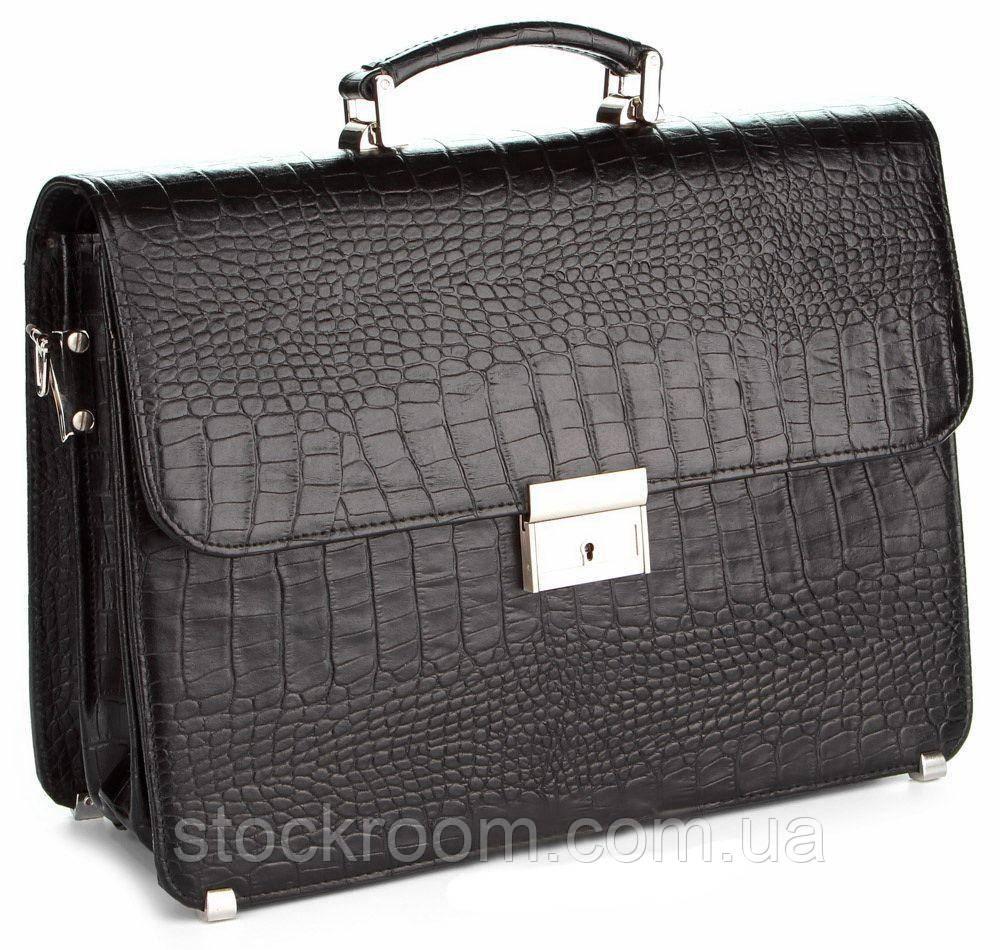 Портфель SHVIGEL 00383 Черный, Черный