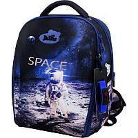 Школьный рюкзак каркасный Delune с наполнением, для мальчиков (7mini-019)